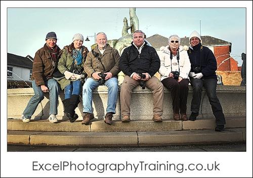 Beginners DSLR Training Course